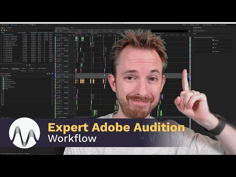 mike russell adobe audition