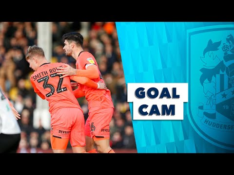 ⚽️ FIRST TOWN GOAL FOR SMITH ROWE! GOAL CAM | Fulham vs Huddersfield Town