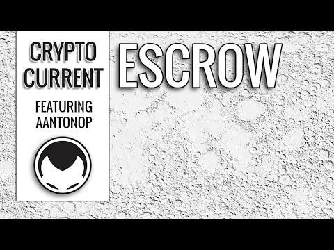 Escrow, What Is Escrow? - Andreas M. Antonopoulos