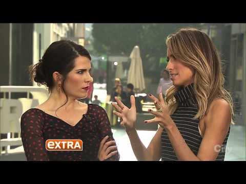karla souza interview & extra - How to Get Away With Murder