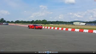 The Supercar Event (3 of 4) Lexus LFA + Chris Evans LaFerrari!