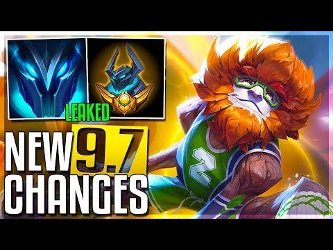 MORDEKAISER REWORK LEAK + HUGE CHANGES COMING SOON - New Patch 97 Changes  LoL