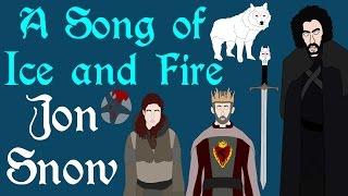 ASOIAF: Jon Snow (Complete - Spoilers!)