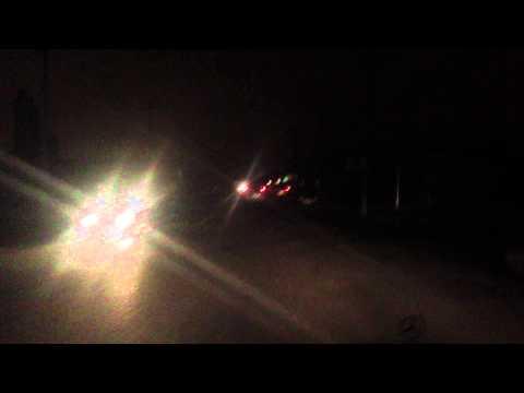 Rockaway at Night After Sandy (Redfern)