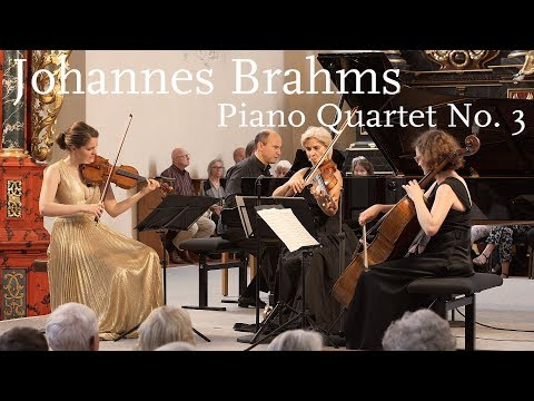 Johannes Brahms: Piano Quartet No. 3 in C minor, Op. 60