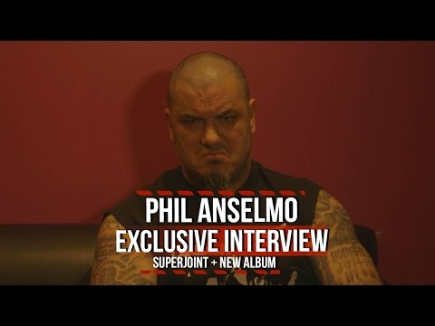 Philip Anselmo Reveals Plans for New Superjoint Album