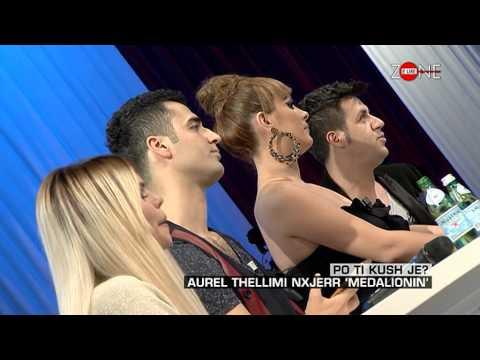 Zone e lire - Po ti kush je? Aurel Thellimi nxjerr 'Medalionin'! (26 qershor 2015)