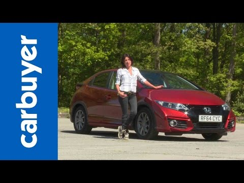 Honda Civic hatchback 2015 review - Carbuyer