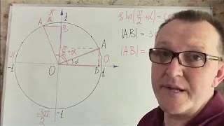 Тригонометрические формулы приведения 1 часть