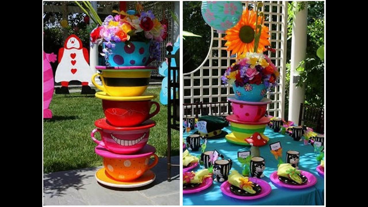 Kitchen Tea Party Decorating Ideas Youtube