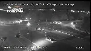 Traffic alert: Major accident at Eastex near Will Clayton