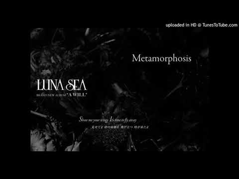 Luna Sea - Metamorphosis
