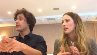 Sophie Lowe and Peter Gadiot for Once Upon A Time In Wonderland at SDCC 2013! Thumbnail