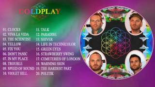 Baixar Best of Coldplay Playlist -  Coldplay Greatest Hits Full Album