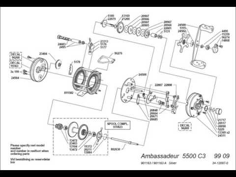 Pflueger Schematics Parts Diagram Illustration Of Wiring Diagram