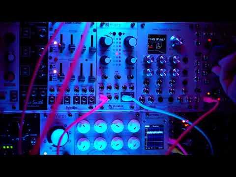 Mutable Instruments Plaits (13/16) Modal resonator