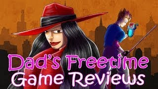 Dad's Freetime Game Reviews: Carmen Sandiego and the Secret of the Stolen Drums
