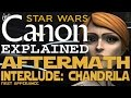 Star Wars: Aftermath - Interlude: Chandrila (I) (Novel)