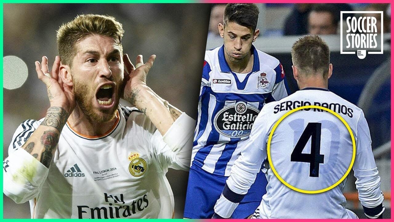 5 moments où Sergio Ramos a montré qu'il était le capitaine parfait pour le Real Madrid | Oh My Goal