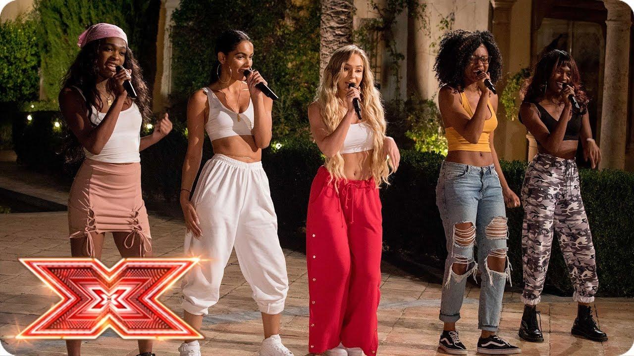 Will Simon Be Full Of Praise For Lemonade Judges Houses The X Factor 2017