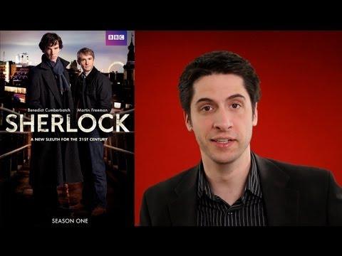 Sherlock BBC Series 1 Review