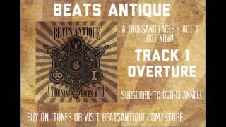 Overture - Track 1 - A Thousand Faces  Act 1 Beats Antique