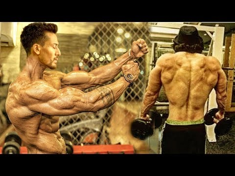 Tiger Shroff's Baaghi 2 Gym Workout Video Leaked