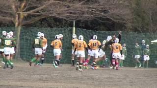 西宮RS、西宮甲東JRCの合同チームによる吹田RS交流試合での対堺RS戦 1年...
