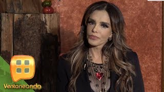 Lucía Méndez lleva varios días hospitalizada por ¡una salmonelosis!