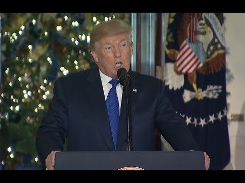 BREAKING: President Donald Trump ANNOUNCES Americans will see tax cuts by February