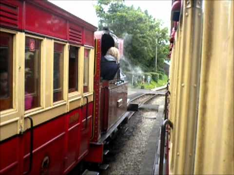 Isle of Man Transport:  Steam Railway Part One