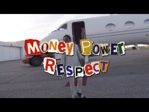 Travis Scott - Money Power Respect