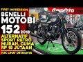 Benelli Motobi 152   First Impression Review   Gridoto
