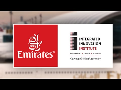 Signing Ceremony: Emirates Group & Carnegie Mellon University's Integrated Innovation Institute
