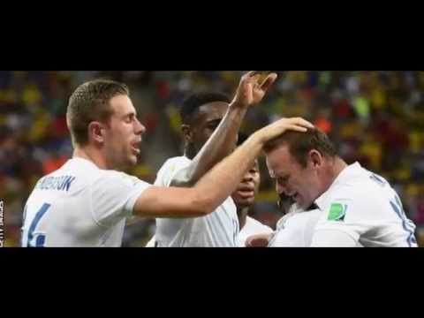 World Cup 2014: England boss Roy Hodgson upbeat despite loss