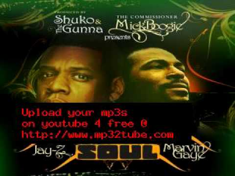 Jay-Z and Marvin Gaye - Hello Brooklyn (ft. Lil Wayne)