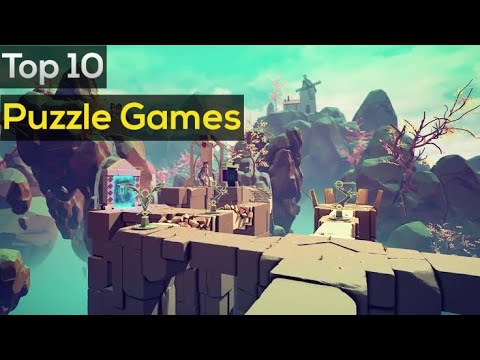 Top 10 Puzzle Games For Android 2020// Best Puzzle Games