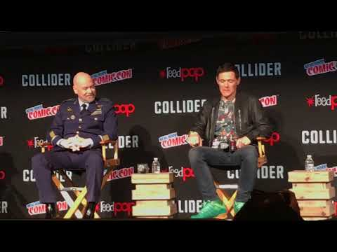 Pacific Rim: Uprising panel - NYCC 2017
