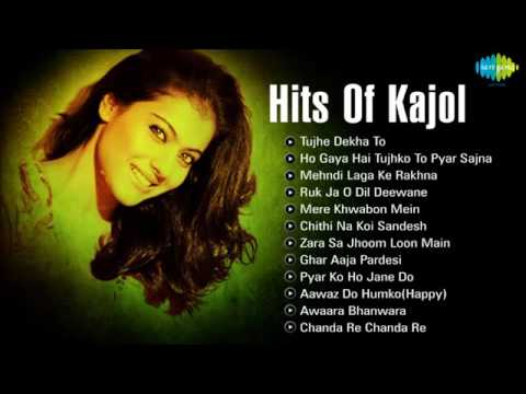Best Of Kajol Songs   Best Bollywood Songs   Popular Hindi S