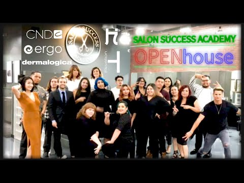 Open House 2019 | Salon Success Academy