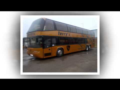 Private Coach Hire For Events - Terry's Coach Hire