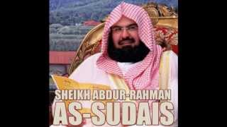 Sourate Al Kahf Sheikh Abderrahman Al Soudais