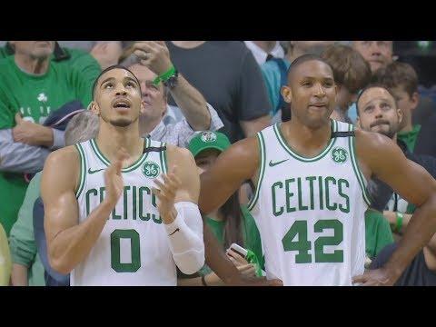 Celtics Win Game 7! Giannis Tip In Wrong Basket! 2018 NBA Playoffs