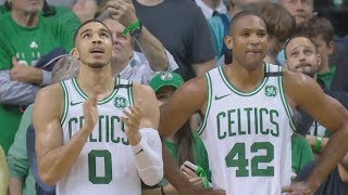 Celtics Win Game 7! Giannis Tip In Wrong Basket! 2018 NBA Playoffs