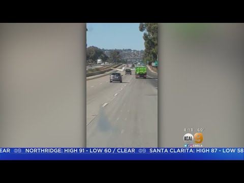 Fred And Angi - Airplane Makes Emergency Landing On San Diego Freeway
