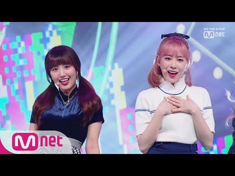 Cherry Bullet - Q&A KPOP TV Show  M COUNTDOWN 190221 EP607