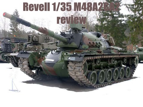 review-revell-1/35-m48a2ga2