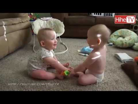 Funny Babies Laughing Compilation 2014