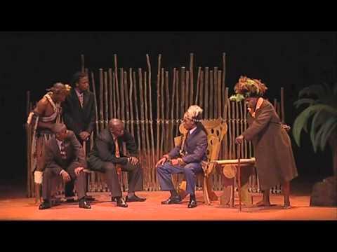 Opera Africa Princess Magogo Promotional clip 2006
