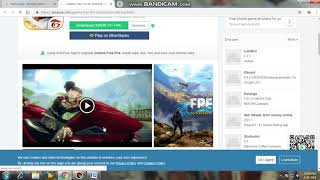 Gambar cover How to download garena freefire on pc windows 7 32bit for free with 2 gb ram